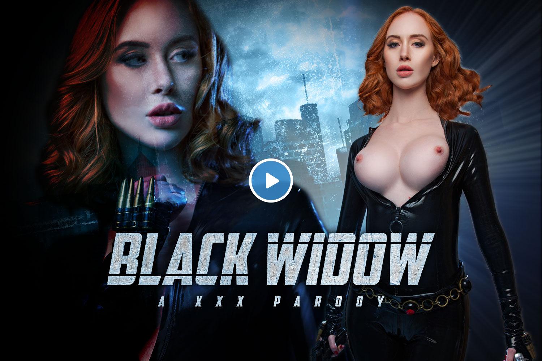 Black Widow Porn Video black widow a xxx parody - vr cosplay porn video   vrcosplayx