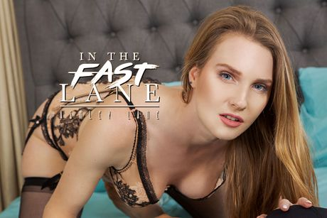 In The Fast Lane VR Porn Video
