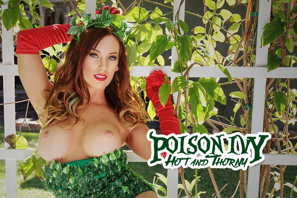 Sorry, not poison ivy xxx opinion