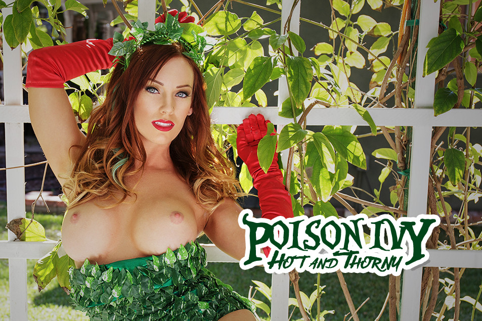 Poison Ivy Hot Thorny