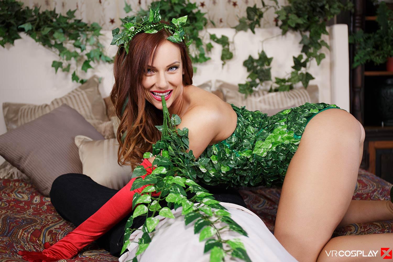 Dani Jensen Is Poison Ivy Hot Thorny Porn