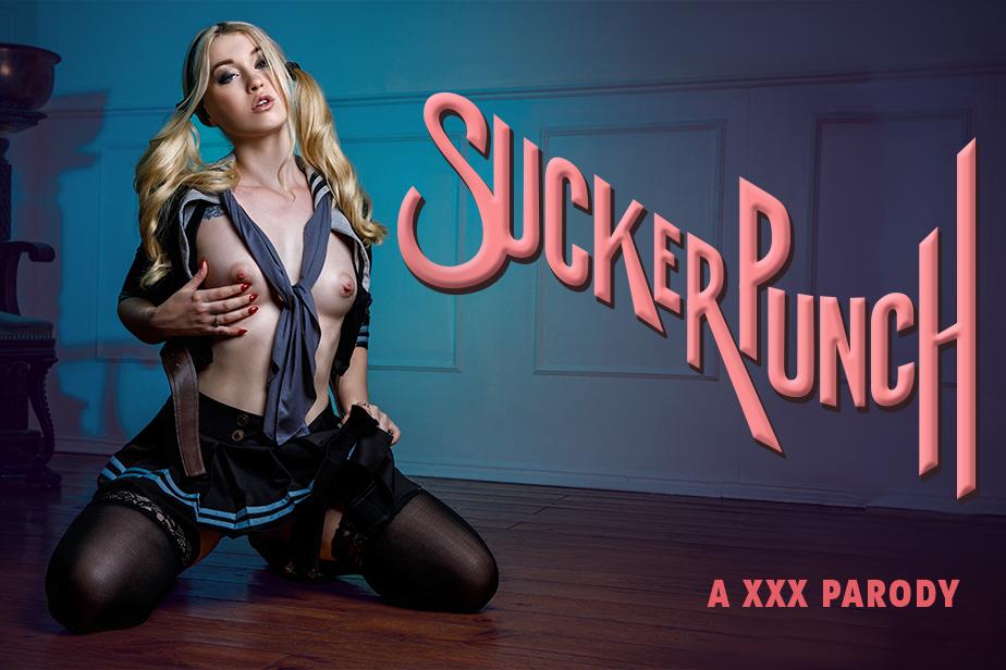 SuckerPunch A XXX Parody VR Porn Video
