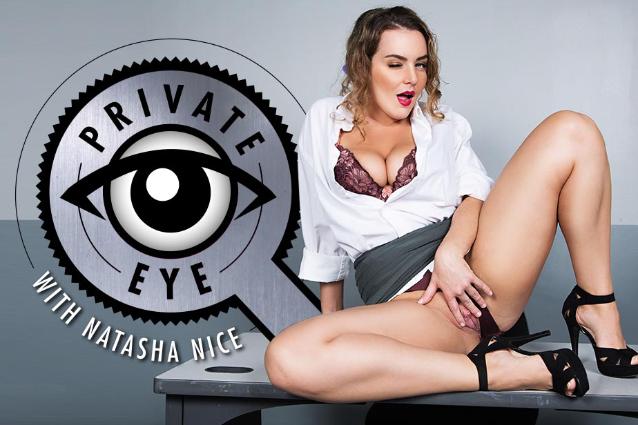 Private Eye VR Porn Video