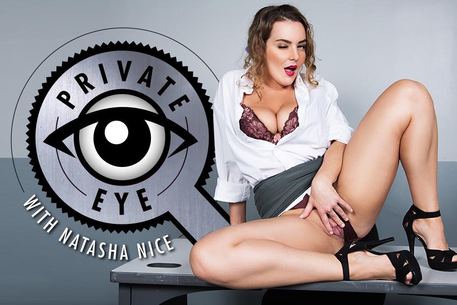 Private Eye VR Porn Video