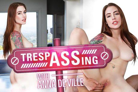 TrespASSing VR Porn Video