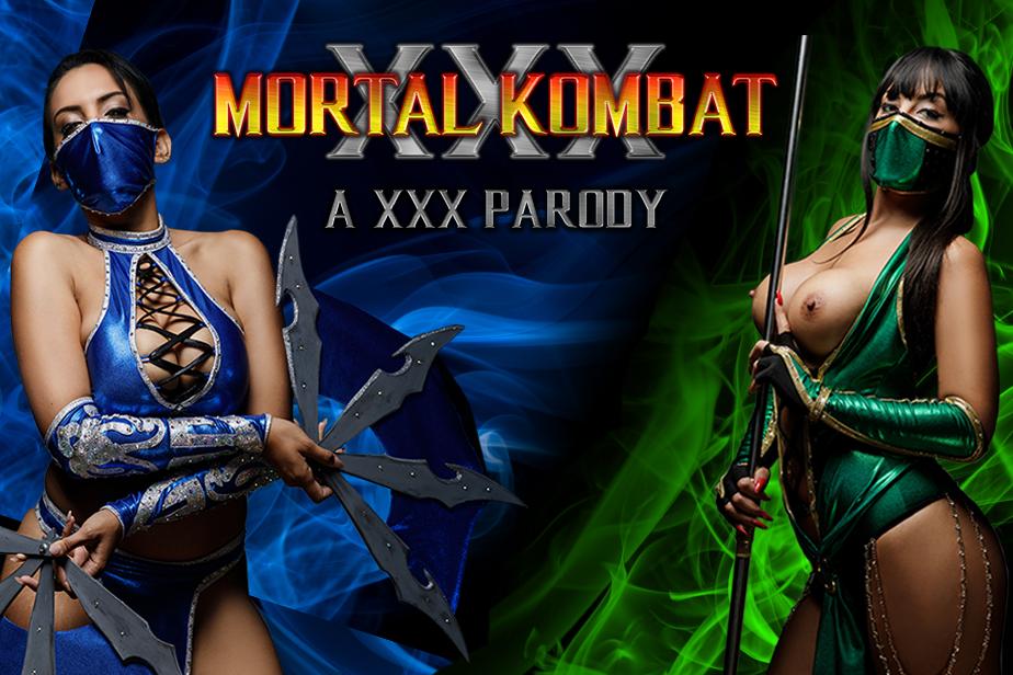 Mortal Kombat XXX Parody VR Porn Video
