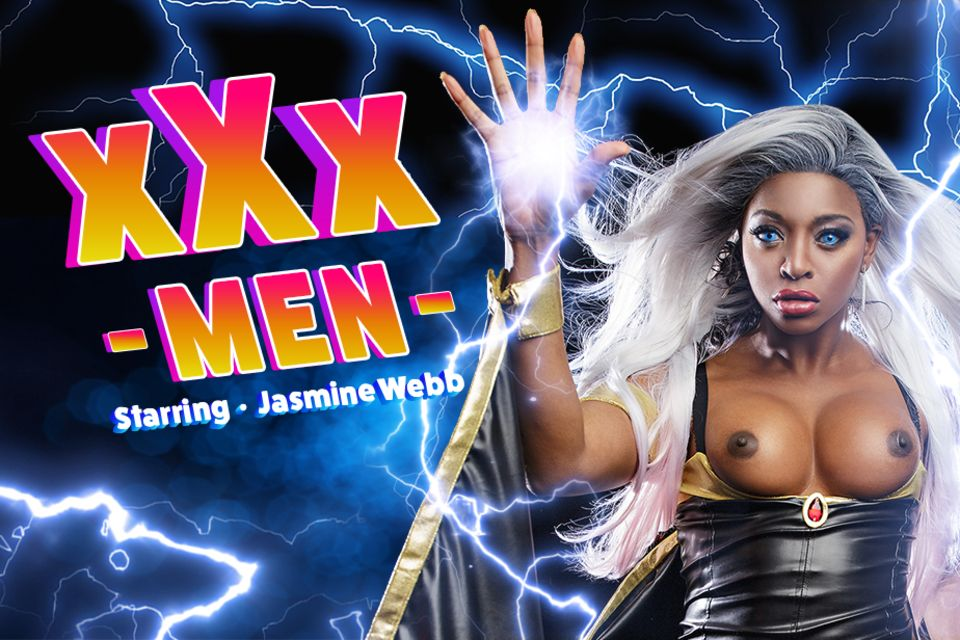 XXX-Men VR Porn Video
