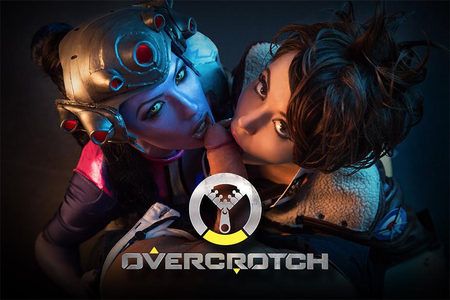 Overwatch XXX Parody VR Porn Video