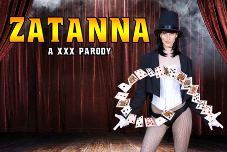 Zatanna A XXX Parody VR Porn Video