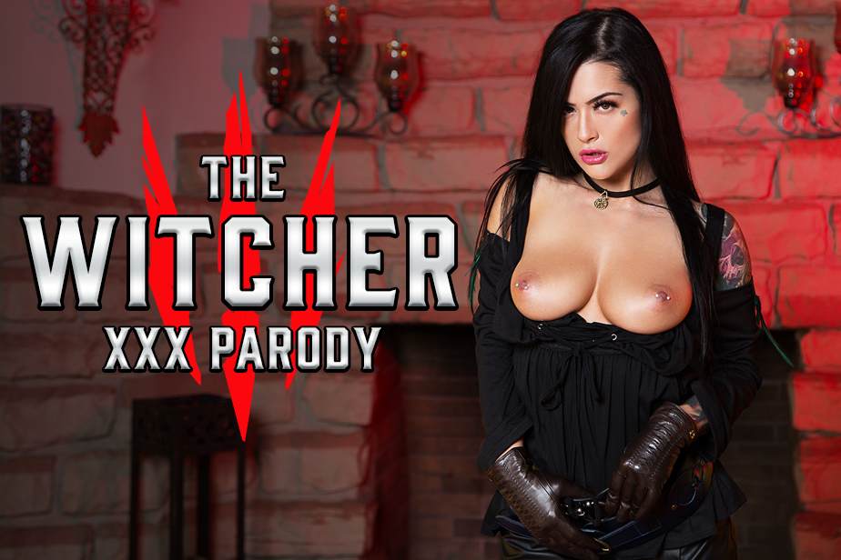 The Witcher XXX Parody VR Porn Video