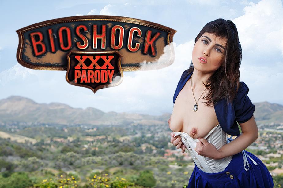 Bioshock XXX Parody VR Porn Video