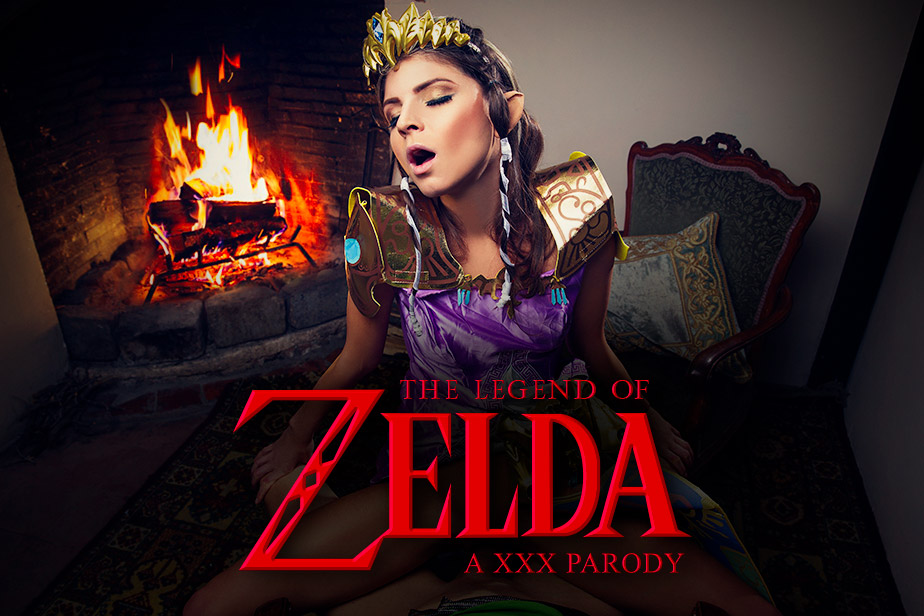 The Legend Of Zelda - A XXX Parody VR Porn Video
