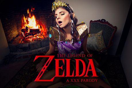 The Legend Of Zelda - A XXX Parody VR Porn Video