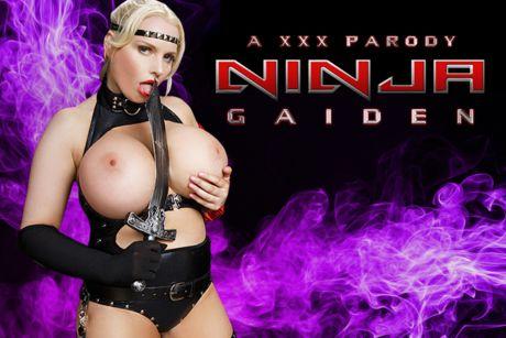 Ninja Gaiden A XXX Parody VR Porn Video