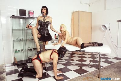 Dominate and Be Dominated VR Porn Video