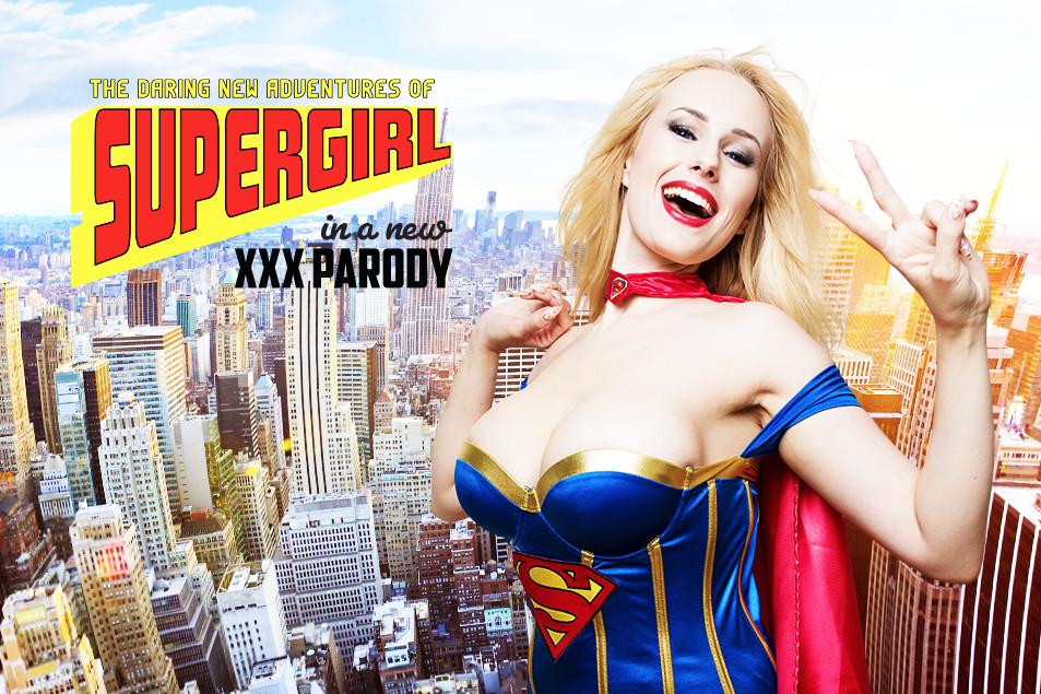 Supergirl A XXX Parody VR Porn Video