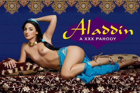 Aladdin XXX Parody VR Porn Video